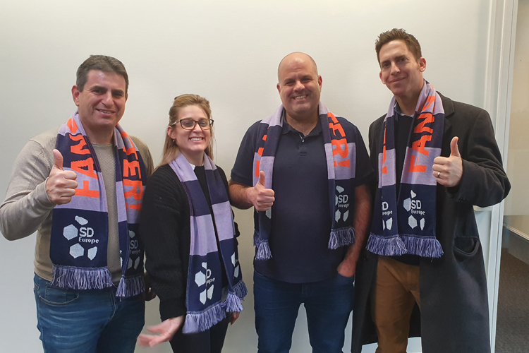 The Israeli FA and the 'Stands' Organization Launched the Fans Matter Project