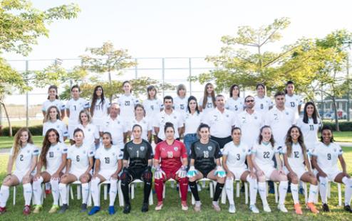 סגל נבחרת לאומית נשים